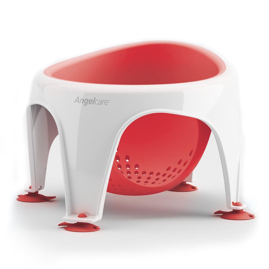 Angelcare® Koupací sedátko červené
