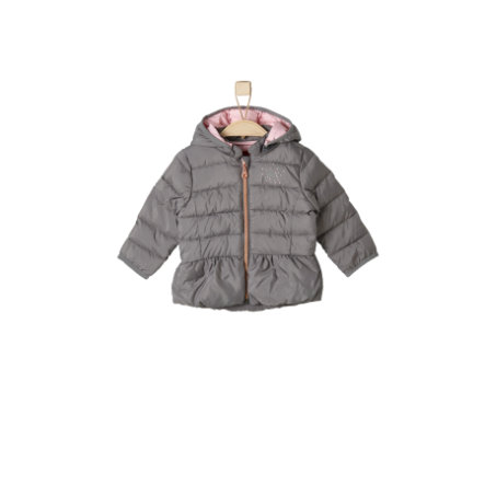 s.Oliver Girls Jacke grey