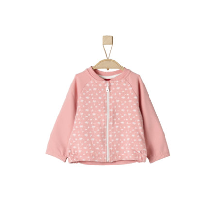 s.Oliver Girls Sweatjacke light pink