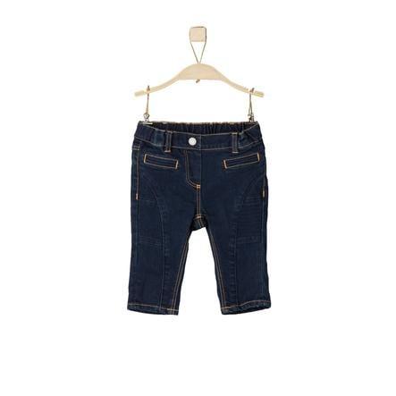 s.Oliver Girl s Jeans blue denim stretch regular