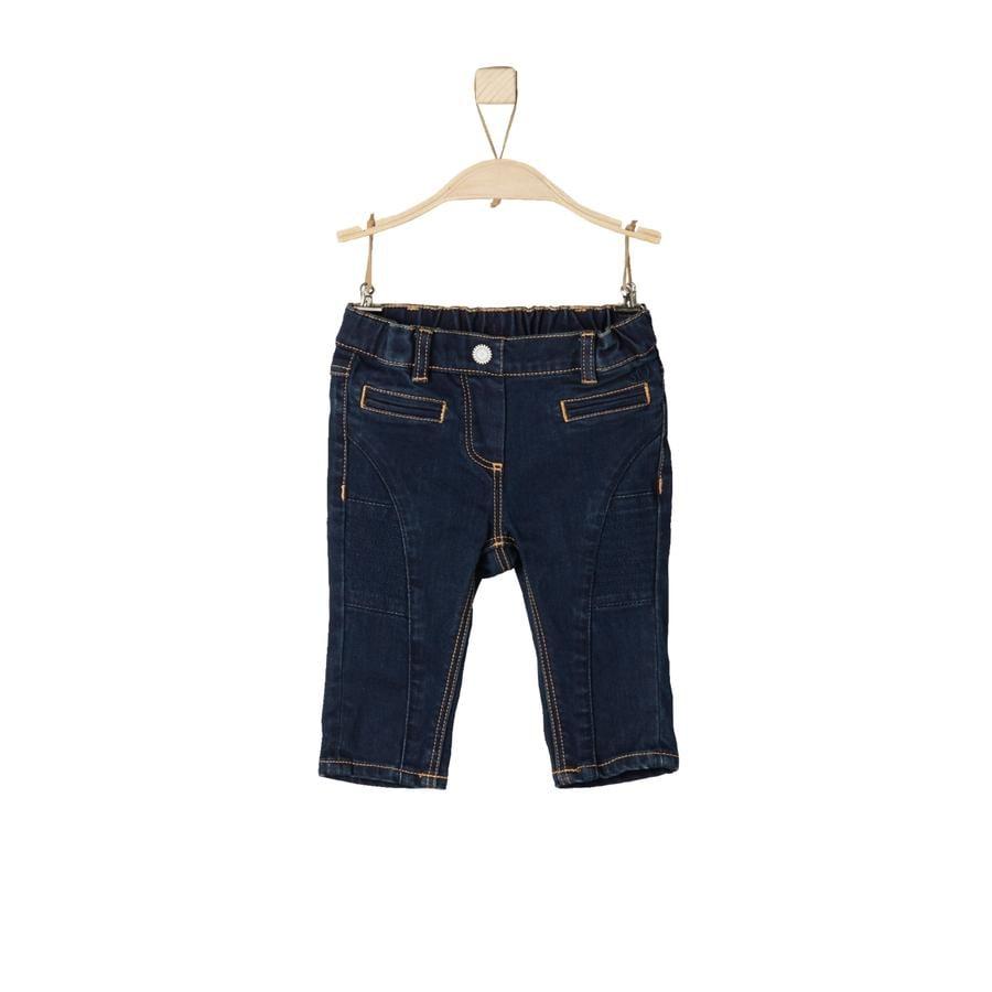 s.Oliver Girl s Jeans blue denim stretch régulier régulier