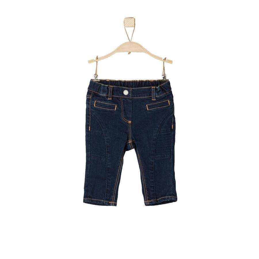 s.Oliver Girls Jeans blue denim stretch regular