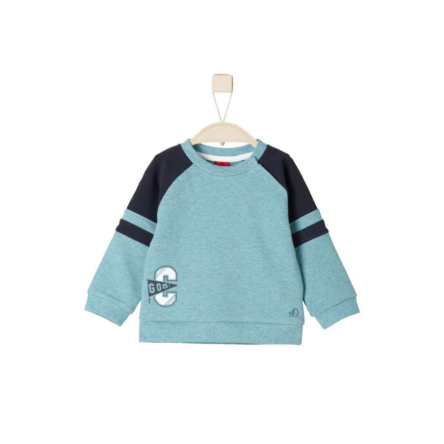 s.Oliver Boys Sweatshirt melange essence