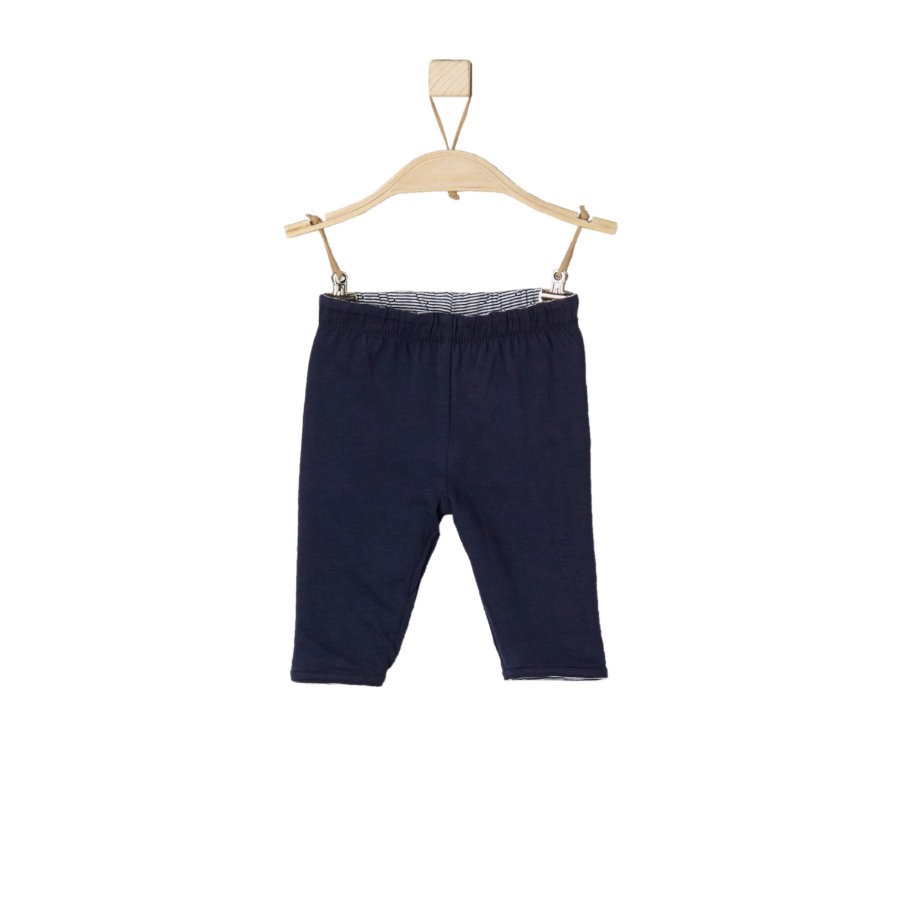 s.Oliver Boys Hose dark blue stripes