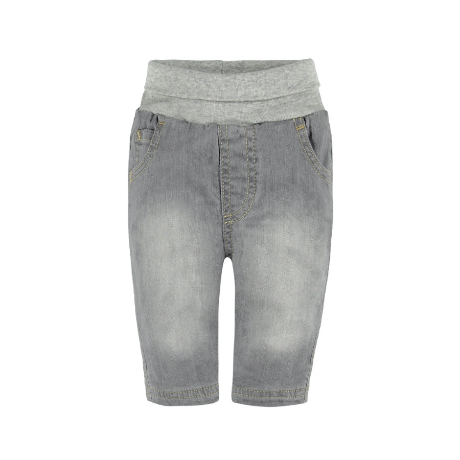 Steiff Boys Džíny grey denim