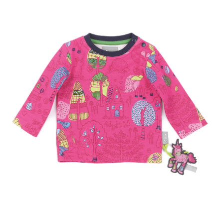 sigikid Girls Longsleeve raspberry rose