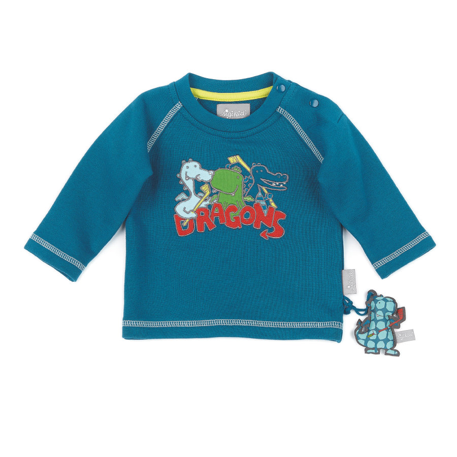 sigikid Boys Sweatshirt morokkaans blauw