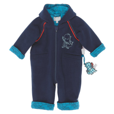 sigikid Boys Fleeceoverall mood indigo