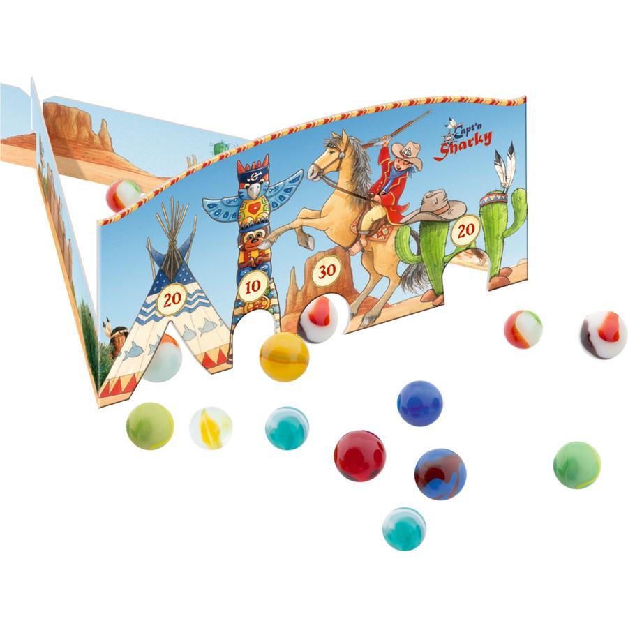 COPPENRATH Kuličková hra Divoký západ - Capt'n Sharky
