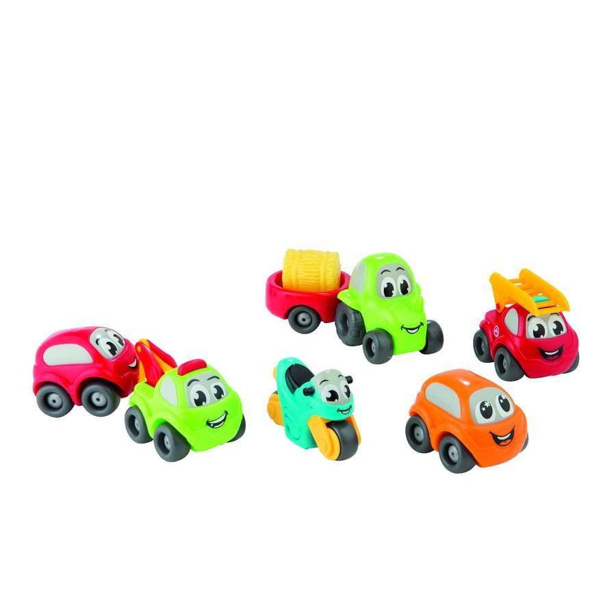 Smoby Vroom Planet Mini-Autka Collector Box