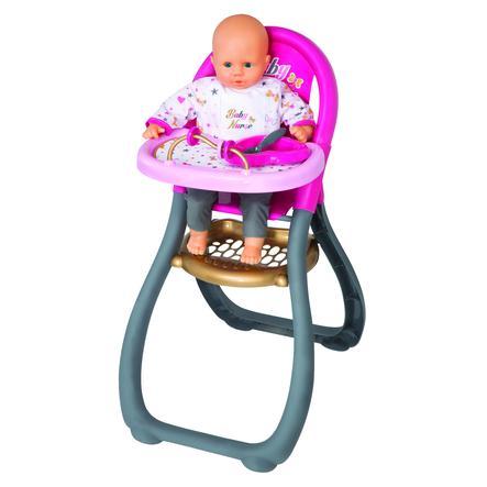 Smoby Baby Nurse Trona para muñecas