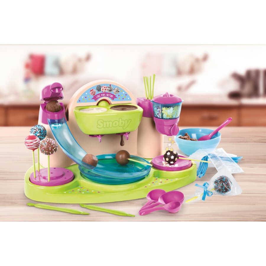 Smoby Chef Cake Pop Bageri