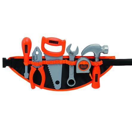 Smoby Black und Decker Werkzeuggürtel