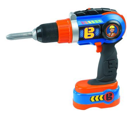 Smoby Bob budowniczy - Wkrętarka elektryczna