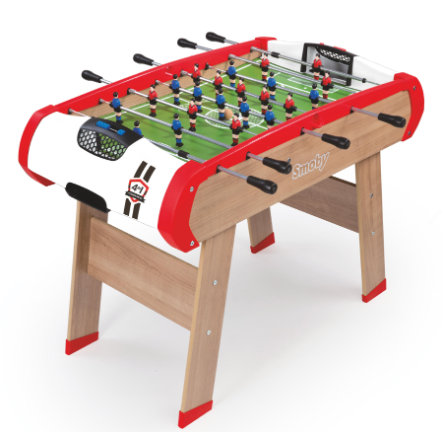 Smoby Multifunktions-Tischfussball Powerplay 4-in-1