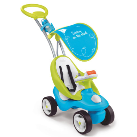 Smoby Quadriciclo Bubble Go Blu