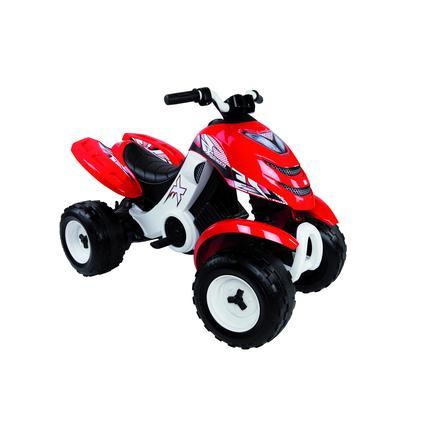 Smoby Elektroniczny Quad X-Power, kolor czerwony