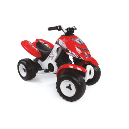 SMOBY Quad X-Power électronique, rouge