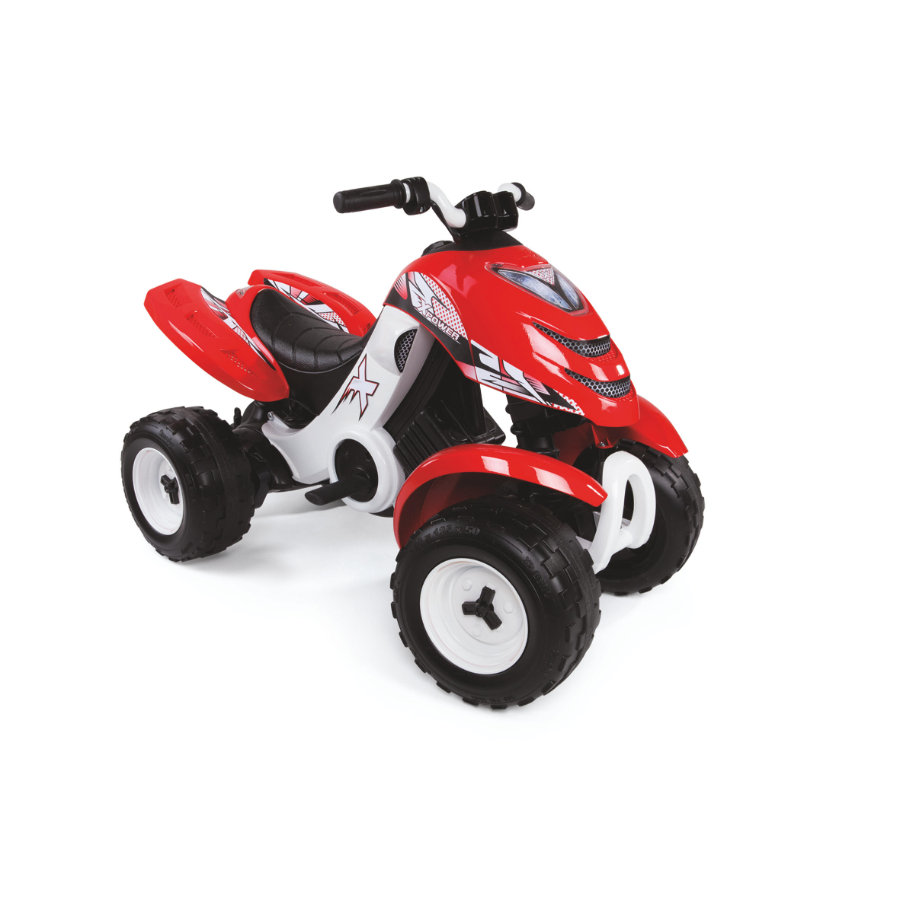 Smoby Elektronisches X-Power Quad, rot