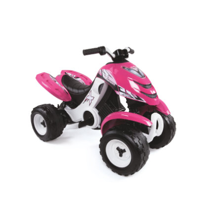 SMOBY Quad X-Power électronique, rose