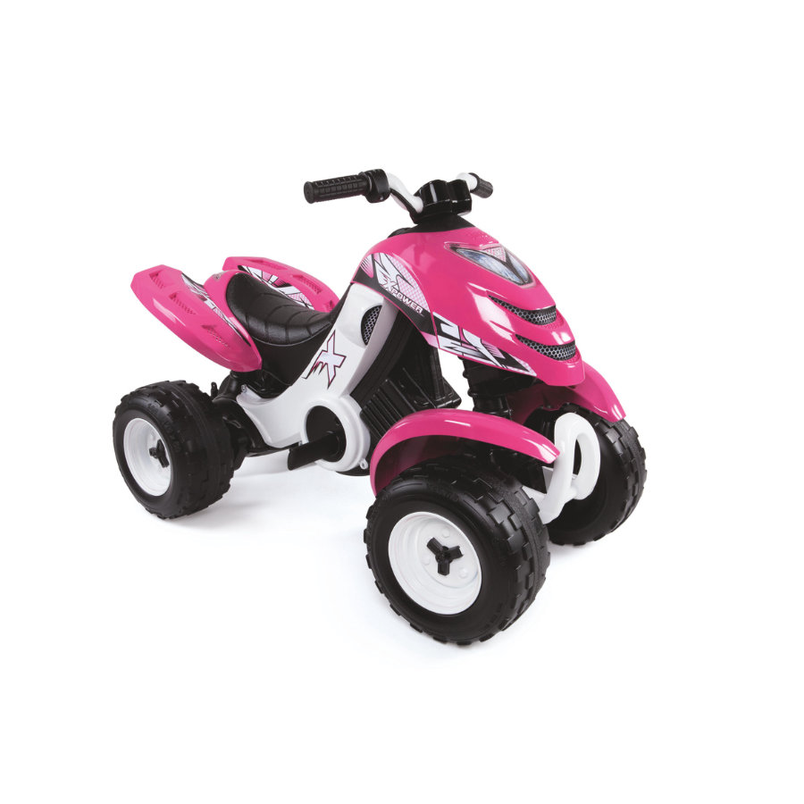 Smoby Elektronisches X-Power Quad, rosa