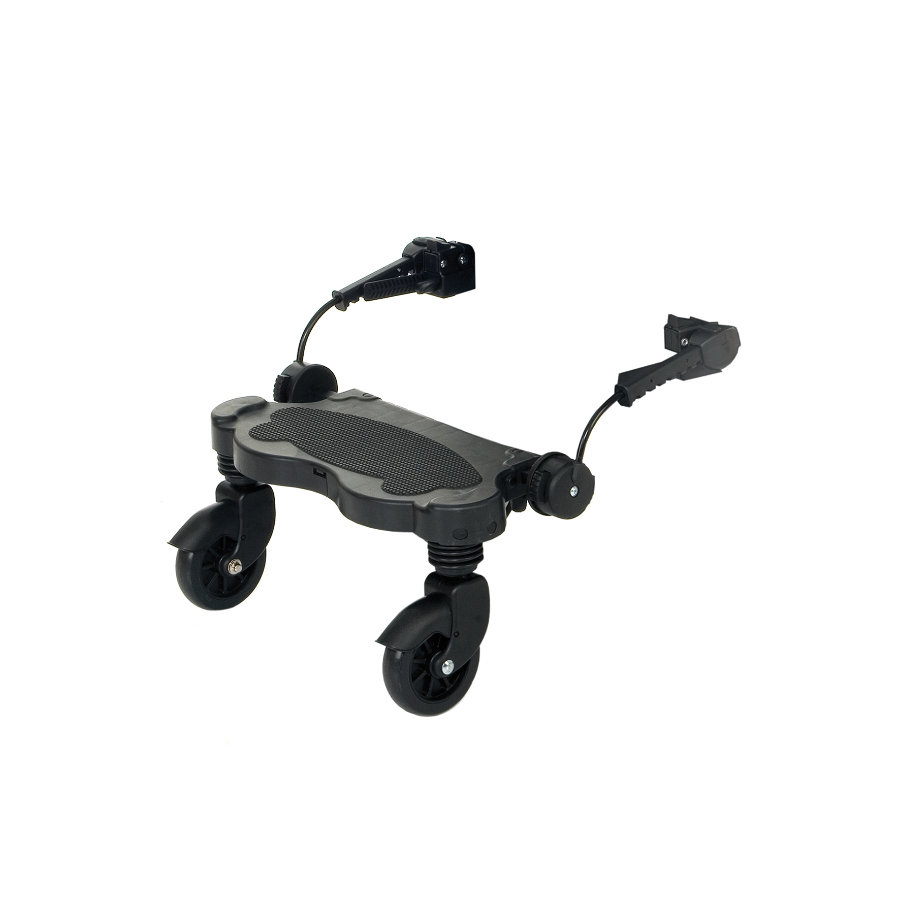ABC DESIGN Buggy Board Kiddie Ride On Black