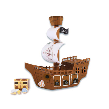 Lena Piratenschiff Baby Markt At