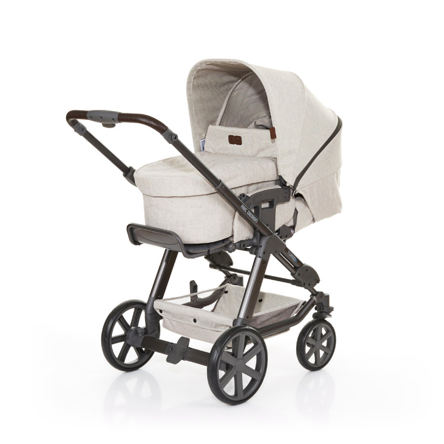 ABC DESIGN Passeggino Turbo 4 camel incl. navicella
