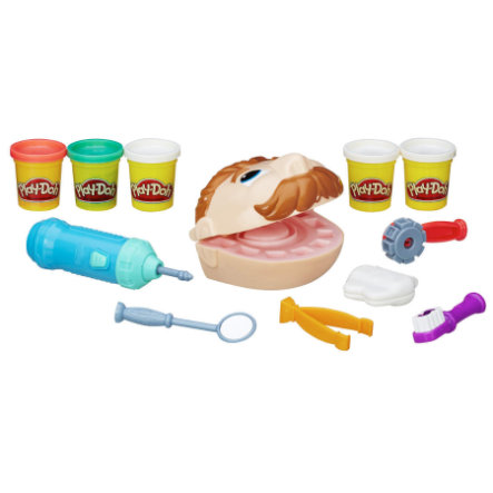 HASBRO Play-Doh Le dentiste