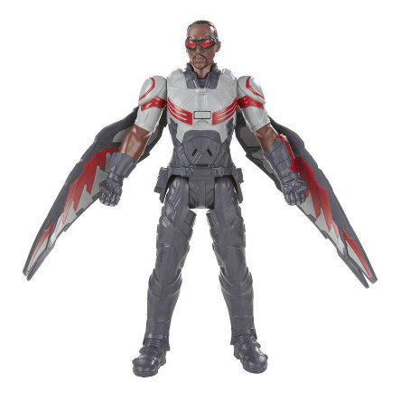 Hasbro The Avengers - Elektronischer Titan Hero Falcon