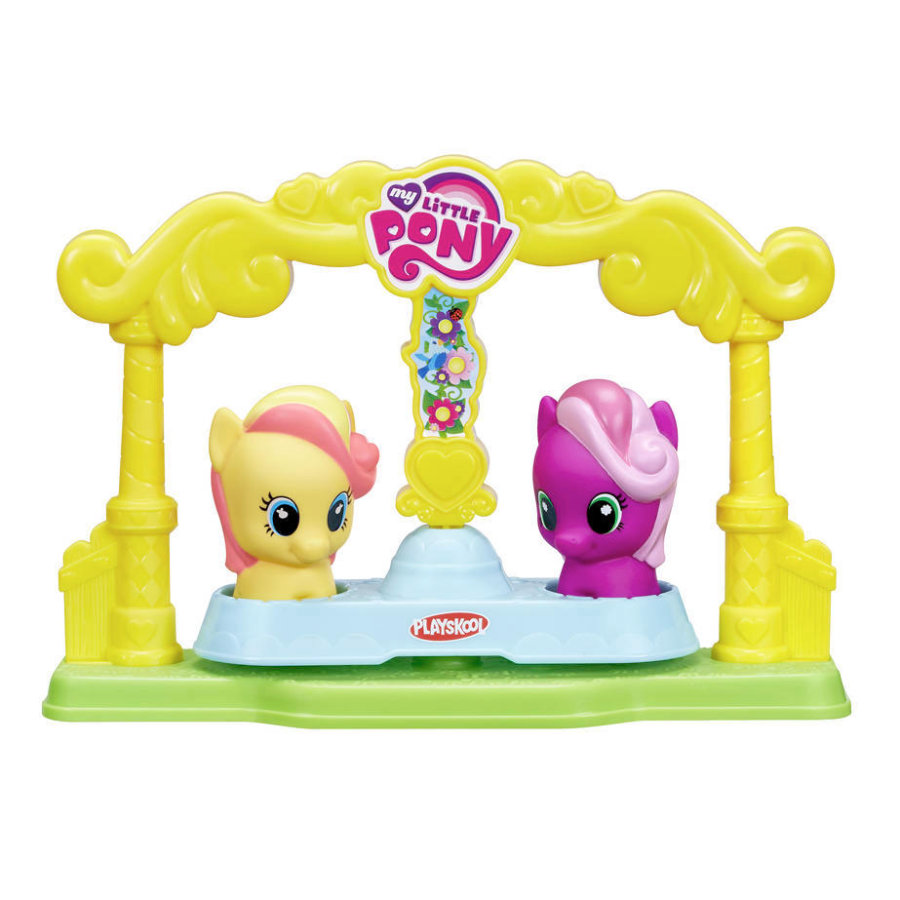 Hasbro My Little Pony Playskool Friends My Little Pony Friends Go Round