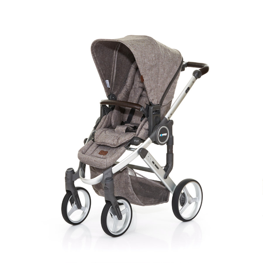 ABC DESIGN Sportwagen Pepper maron