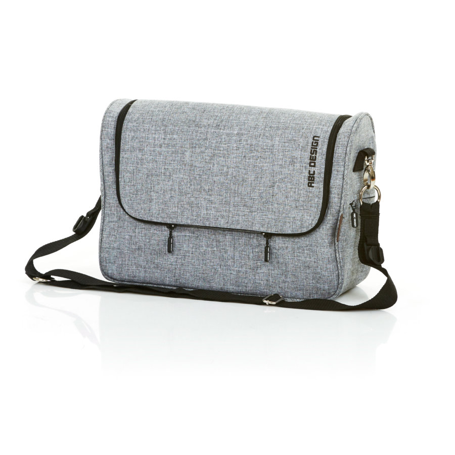 ABC DESIGN Wickeltasche Classic graphite grey