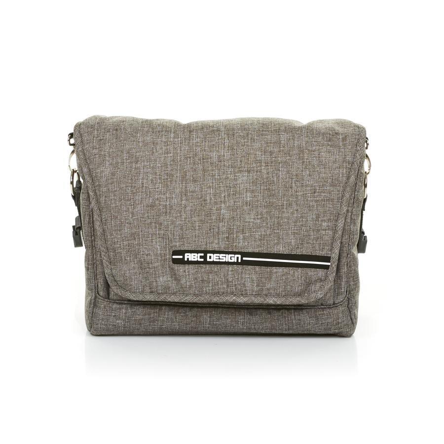 ABC DESIGN Přebalovací taška Fashion maron