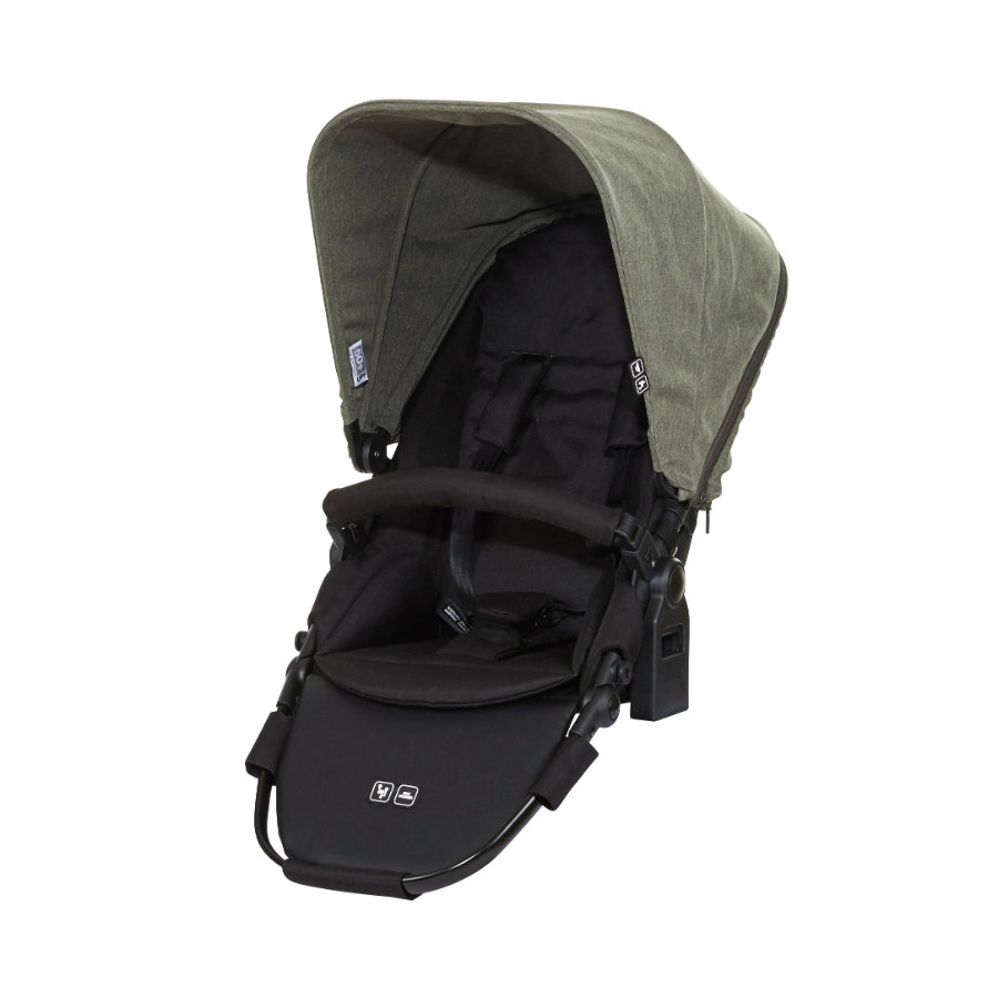 ABC DESIGN Verdeck Salsa, Zoom olivegreen