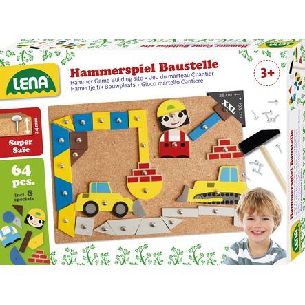 SMG LENA® Hammerspiel Baustelle 65828