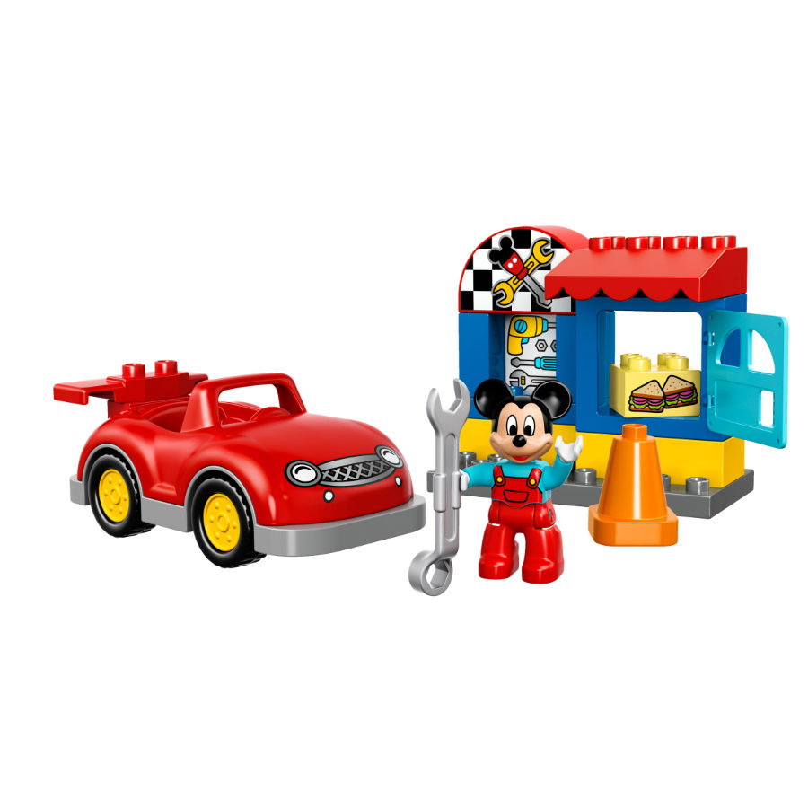 LEGO® DUPLO® - Mickey Mouse™ 10829 Mickey's werkplaats