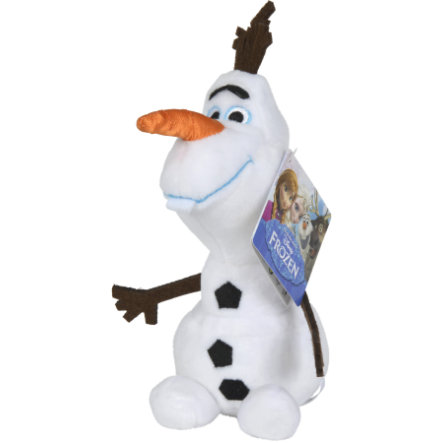 Simba Disney Frozen - Plüsch Glow in the Dark Olaf, 25 cm
