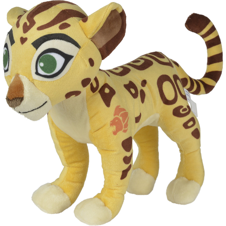 Simba Disney Lion Guard - Plüsch Fuli, 25 cm