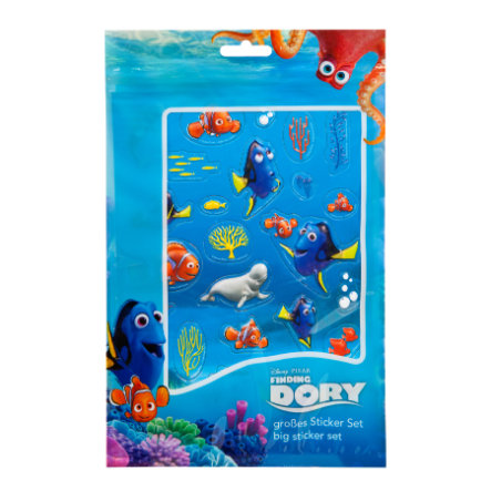 UNDERCOVER Disney Pixar Finding Dory - grote stickerset