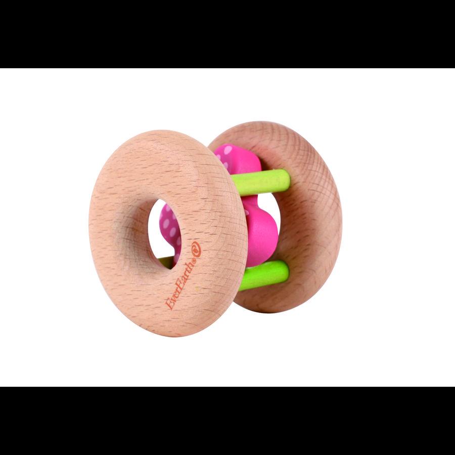 EverEarth® Rassel-Spielzeug Blume