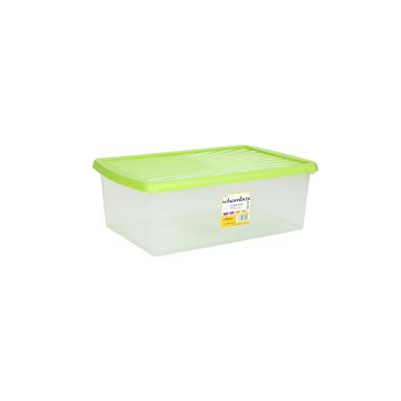 wham® Whambox 37 l s víkem, limetkově zelená