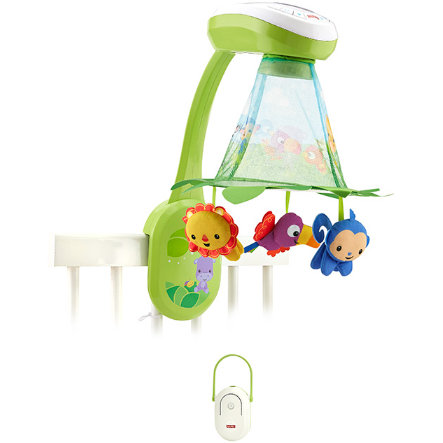 Fisher Price 2-in-1 Rainforest Musikmobile