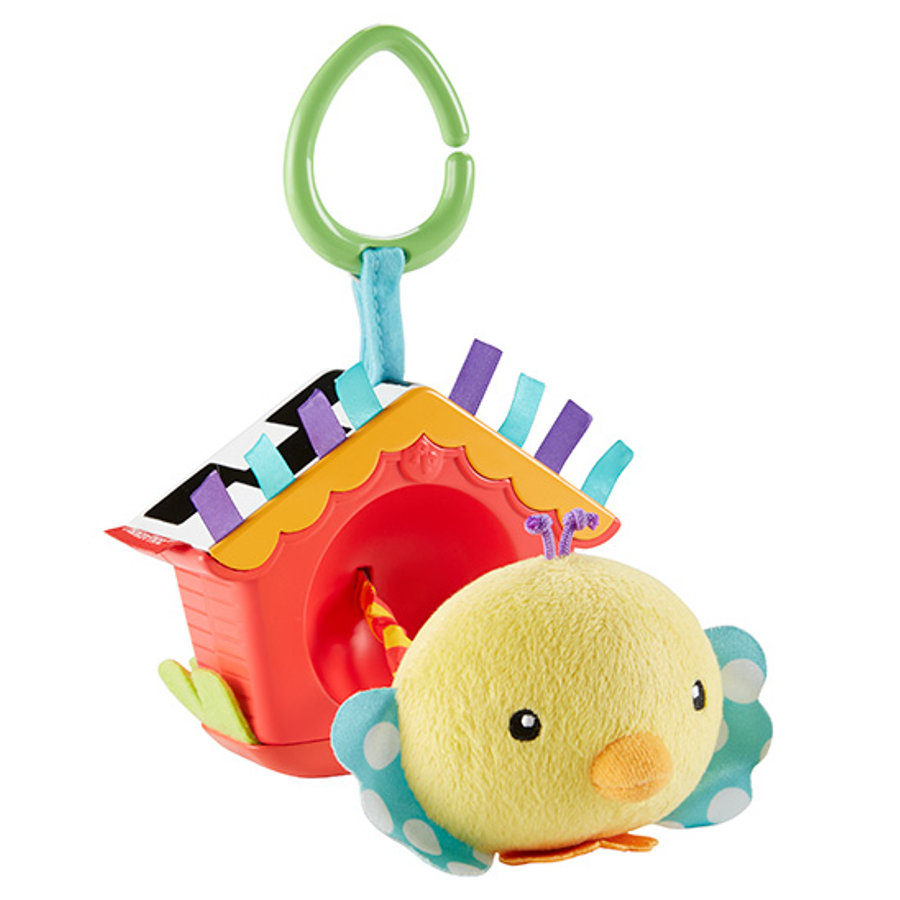 Fisher Price Uccellino Baby Cinguettio