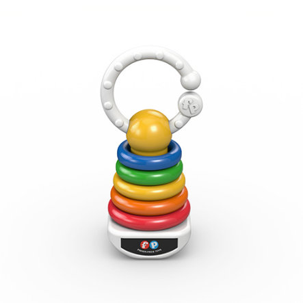 Fisher Price Rock-A-Stack Clacker