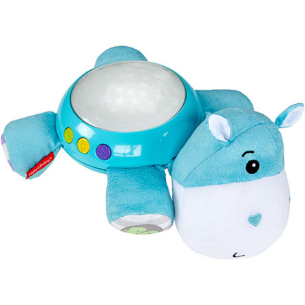 FISHER PRICE Veilleuse Hippo Douce Nuit
