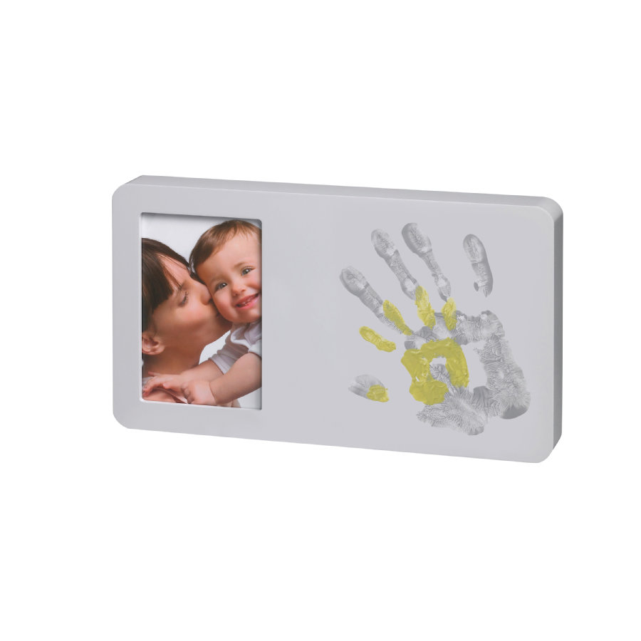Baby Art Cornice foto Print Frame You And Me - Duo Paint, Pastel