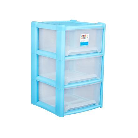 wham® Schubladen-System (3) (Bis zu 2,6 m Höhe), blaubeer