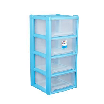 wham® Schubladen-System (4) (Bis zu 2,6 m Höhe), blaubeer
