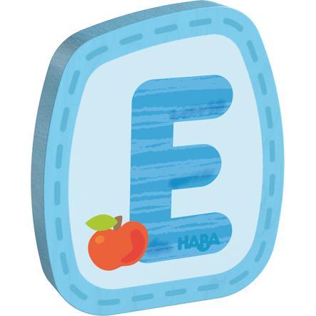 HABA Dřevěné písmeno E